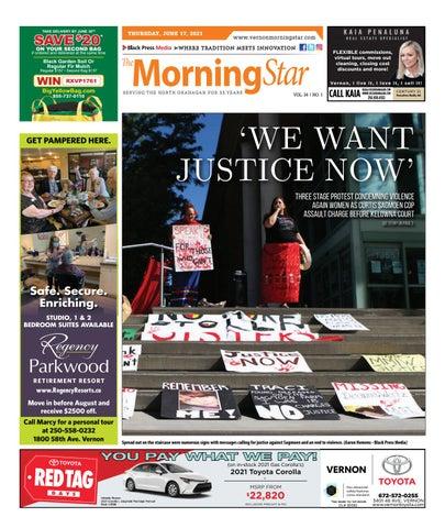 Vernon Morning Star, June 17, 2021
