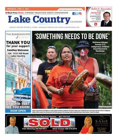 Lake Country Calendar, June 17, 2021