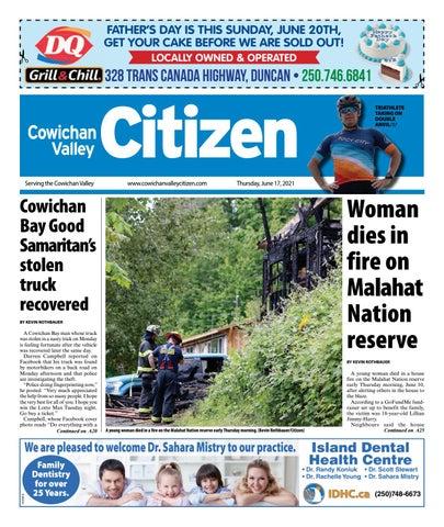 Cowichan Valley Citizen, June 17, 2021