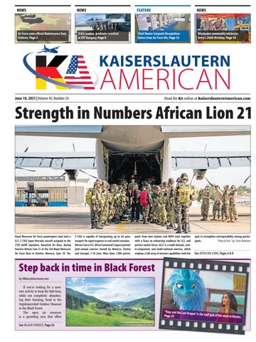 Kaiserslautern American - June 18, 2021