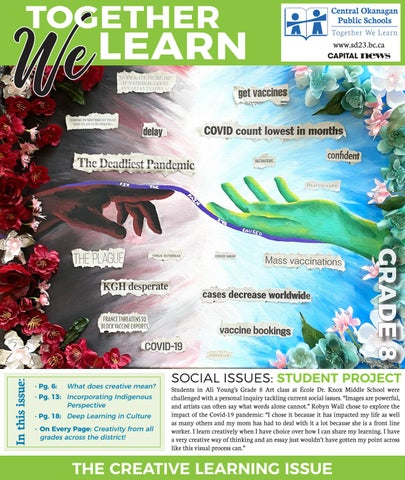 Together We Learn - Creative Learning Issue