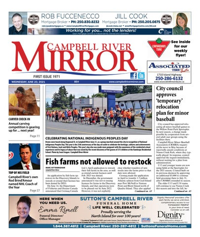 Campbell River Mirror, June 23, 2021