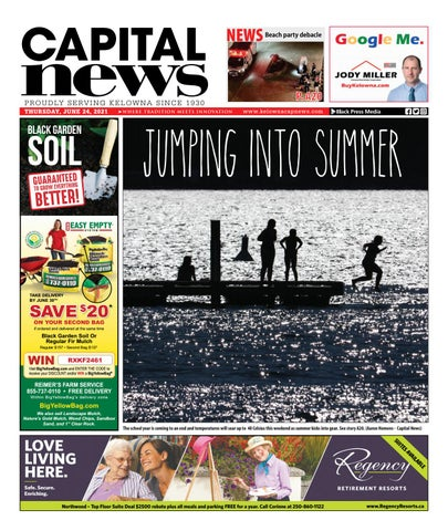 Kelowna Capital News, June 24, 2021
