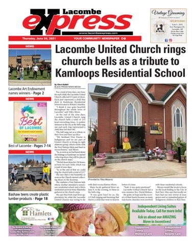 Lacombe Express, June 24, 2021