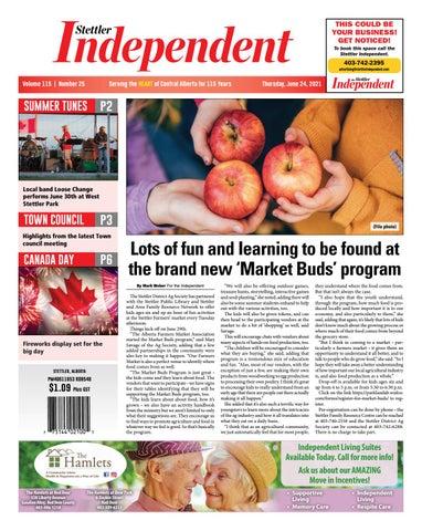 Stettler Independent, June 24, 2021
