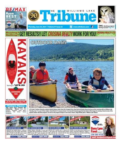 Williams Lake Tribune, June 24, 2021