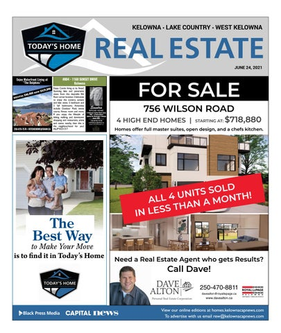 June 24, 2021 Kelowna Capital News