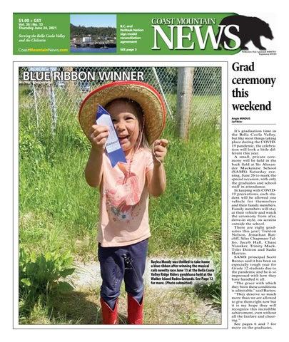 Coast Mountain News, June 24, 2021