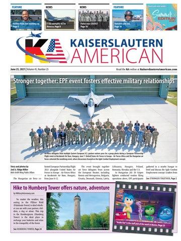 Kaiserslautern American - June 25, 2021