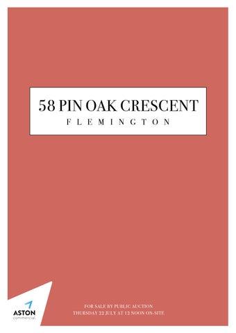 58 Pin Oak Crescent, Flemington