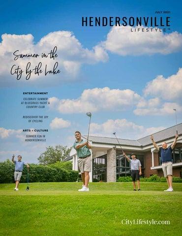 Hendersonville Lifestyle 2021-07