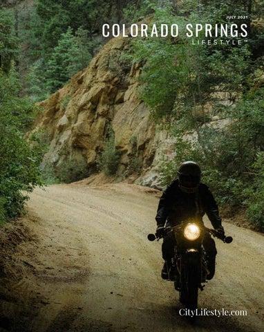 Colorado Springs Lifestyle 2021-07
