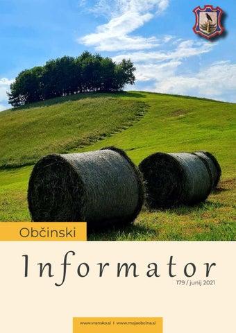 OBČINSKI INFORMATOR 179