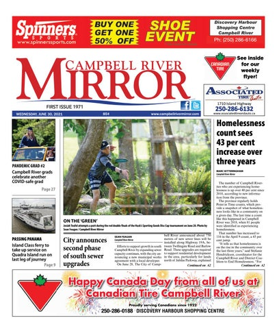 Campbell River Mirror, June 30, 2021