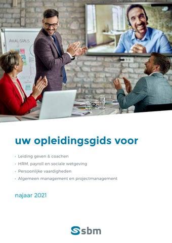 SBM Business en people najaar 2021