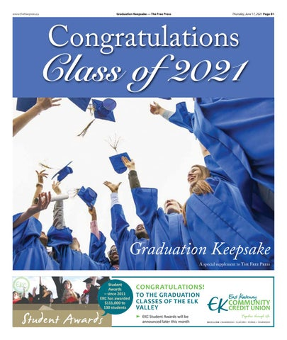 Elk Valley Graduation 2021