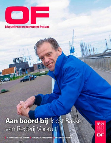 Ondernemend Friesland editie 4 2021