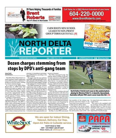 North Delta Reporter, July 1, 2021