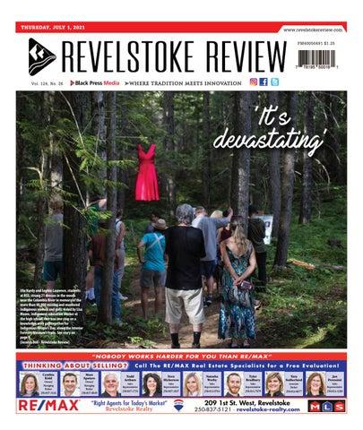 Revelstoke Times Review, July 1, 2021