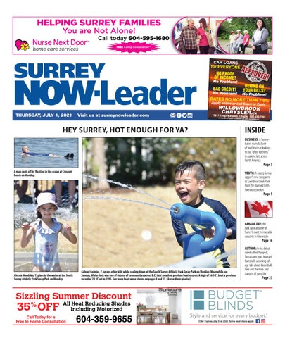 Surrey Now Leader, July 1, 2021