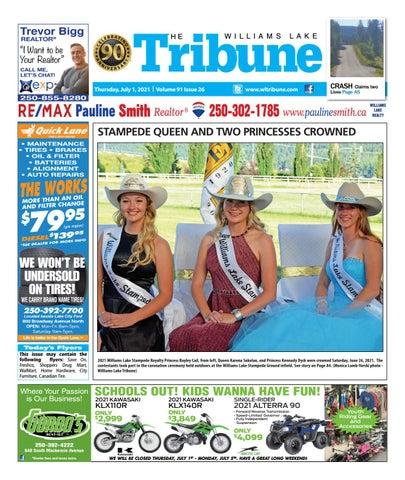 Williams Lake Tribune, July 1, 2021
