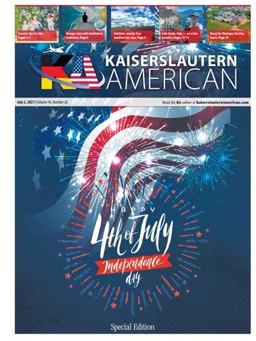 Kaiserslautern American - July 2, 2021