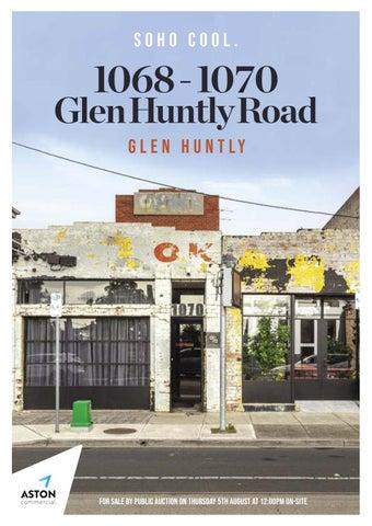 1068-1070 Glen Huntly Road, Glen Huntly