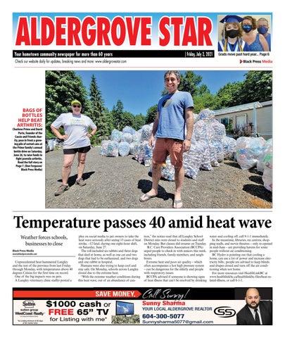 Aldergrove Star, July 2, 2021