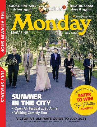 Monday Magazine July 2021