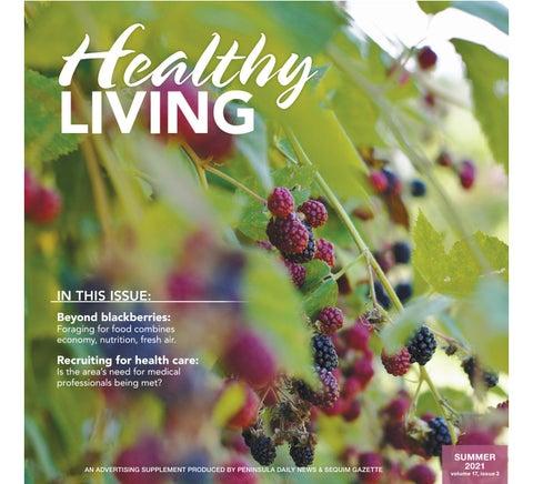 Healthy Living June 2021