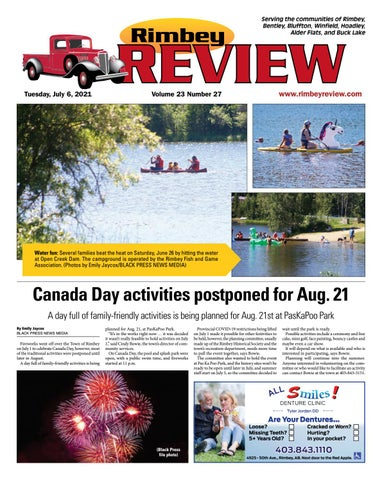 Rimbey Review, July 6, 2021