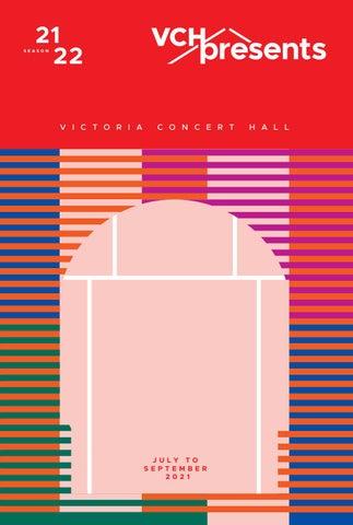 VCHpresents 2021/22 Season Brochure