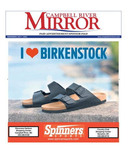 Campbell River Mirror, July 7, 2021