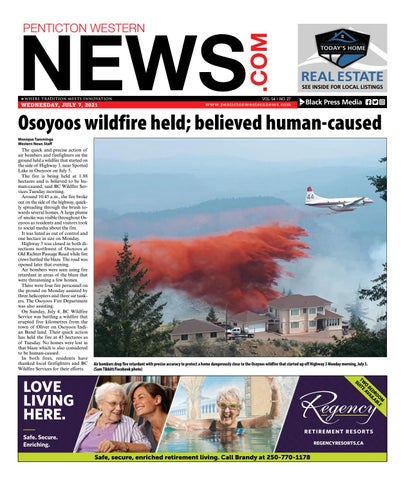 Penticton Western News, July 7, 2021