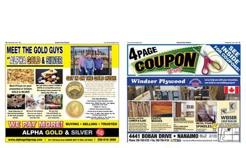 July 07, 2021 Nanaimo News Bulletin