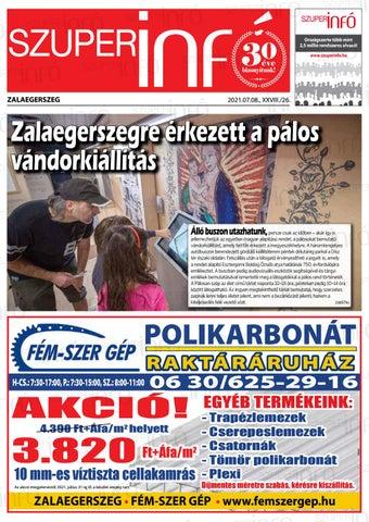 Zalaegerszeg 2021.07.08.