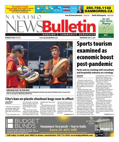 Nanaimo News Bulletin, July 7, 2021