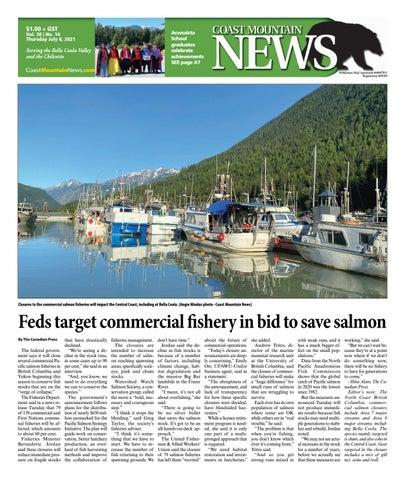 Coast Mountain News, July 8, 2021