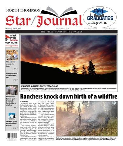 Barriere Star Journal, July 8, 2021