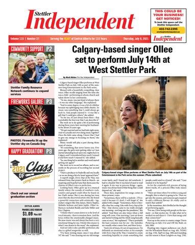 Stettler Independent, July 8, 2021