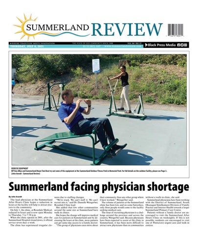 Summerland Review, July 8, 2021