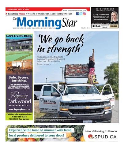 Vernon Morning Star, July 8, 2021