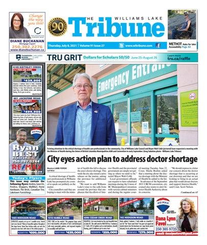 Williams Lake Tribune, July 8, 2021