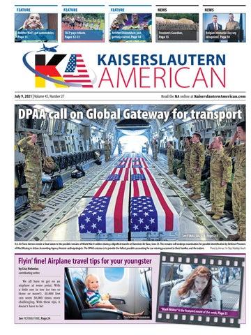 Kaiserslautern American - July 9, 2021