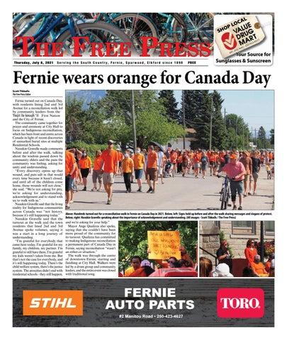 The Free Press, July 8, 2021