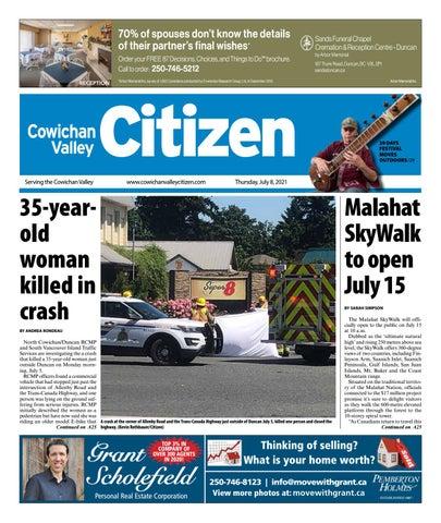 Cowichan Valley Citizen, July 8, 2021