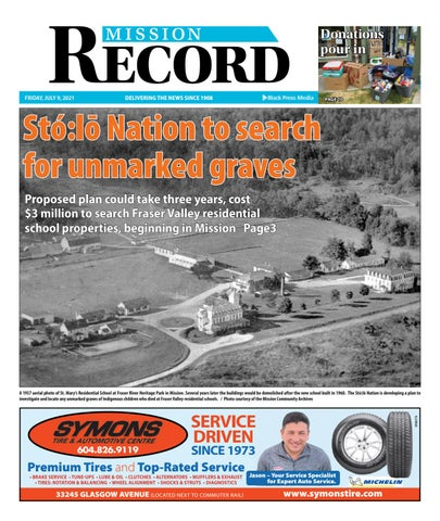 Mission City Record, July 9, 2021