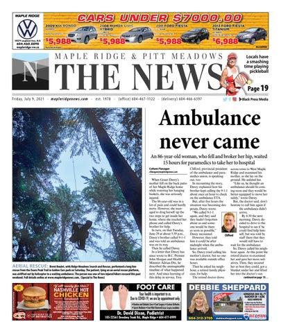 Maple Ridge News, July 9, 2021