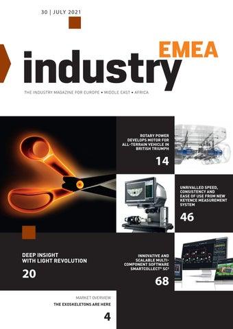 Industry EMEA | 30 - July 2021