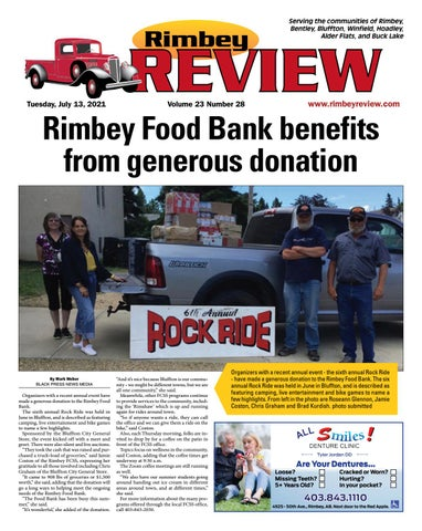 Rimbey Review, July 13, 2021